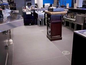 Eco-Grip Restaurant Kitchen Flooring