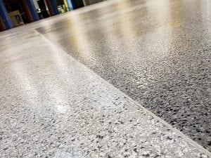 Flake Flooring