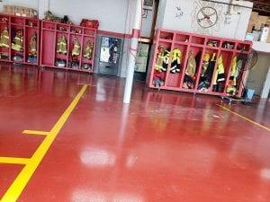 Garage Floor Coating Resurfacing
